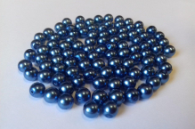 modrá lesk 6mm