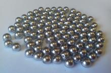 stříbrná lesk 6mm