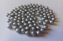 stříbrná mat 6mm