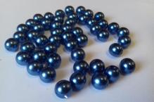 modrá lesk 8mm