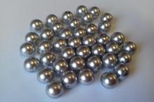 stříbrná lesk 10mm