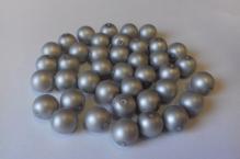 stříbrná mat 10mm